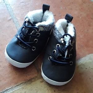 Baby Gap 0-3 month velco shoes